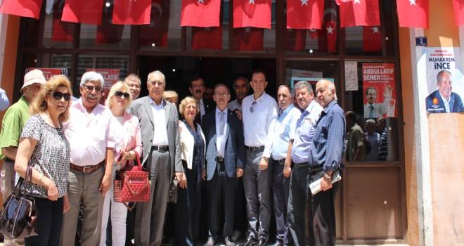 'Türkiye'nin umudu CHP'dir'