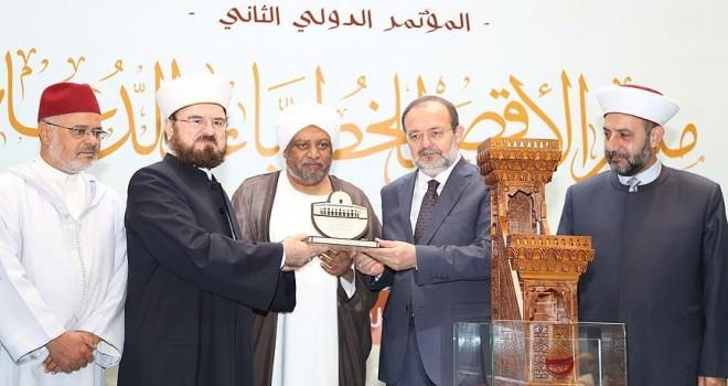 'Aksa Camisi Müslümanların elinden alınamayacaktır'