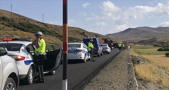 Korkunç kaza: 5 ölü