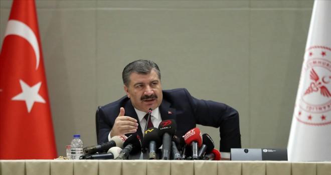 Sağlık Bakanı kadro dağılımını açıkladı