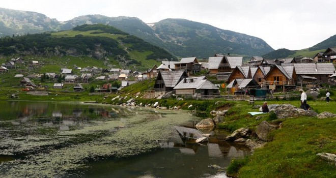 Bosna Hersek'in 'saklı cenneti' Prokosko