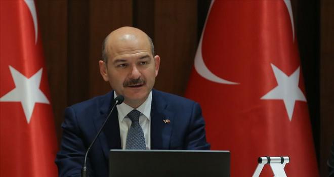 İçişleri Bakanı Soylu: İstanbul ve Ankara için kayyım söz konusu değil