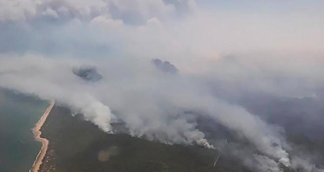 Avustralya'da yangınlar hayatı tehdit ediyor