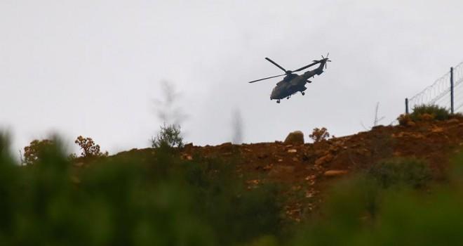 Düşen eğitim uçağının enkazında 2 kişinin cesedine ulaşıldı