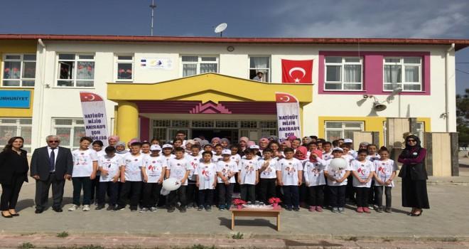'TÜBİTAK 4006 Bilim Fuarı' açıldı