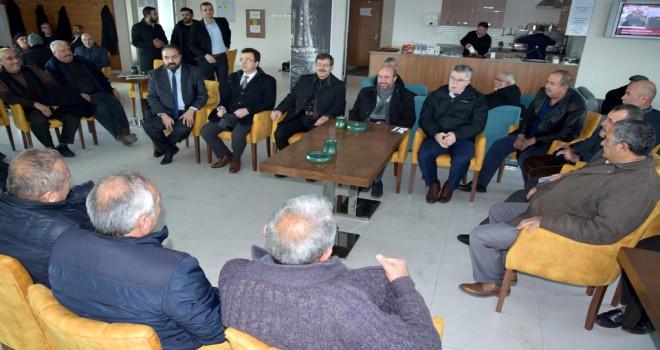 Kosova Mahallesi sosyal tesise kavuştu