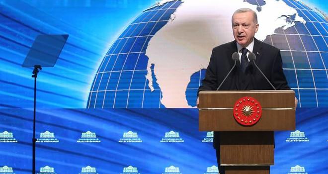 Erdoğan: Almanya'daki saldırıyı birimlerimiz hassasiyetle takip ediyor