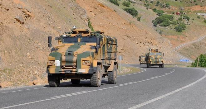 Hakkari'de terör saldırısında 6 asker yaralandı
