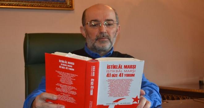 'İstiklal Marşı'nın zamanı aşan bir boyutu var'