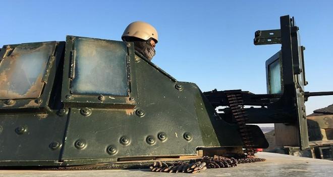 Kerkük'te güvenlik güçleri ile DEAŞ'lılar arasında çatışma