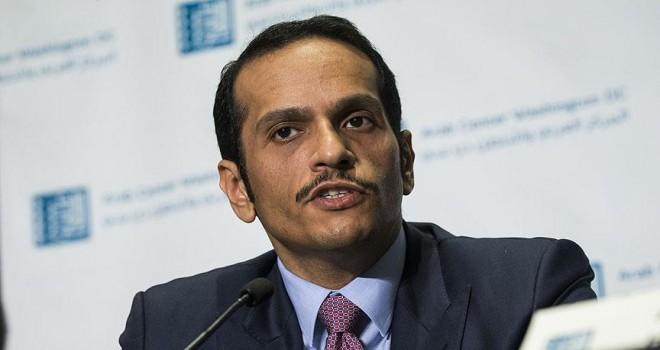 Katar Dışişleri Bakanından Lübnan açıklaması