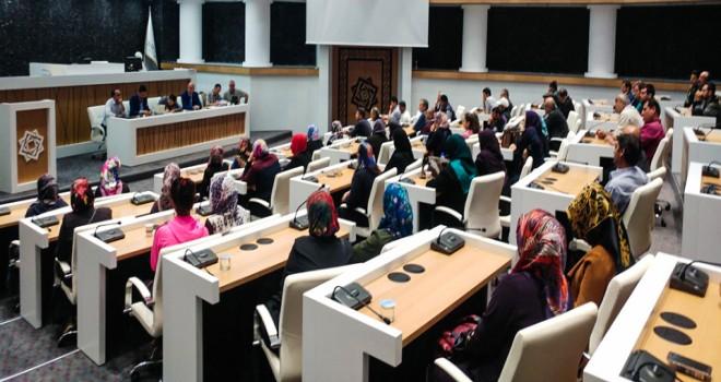 Meram'a İŞKUR'dan 75 personel