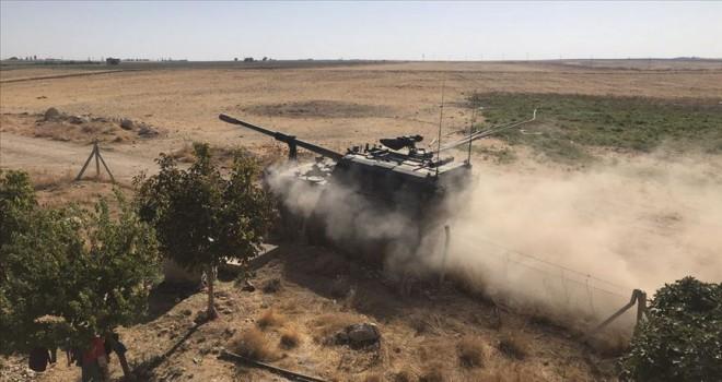 Suriye'de ağır yaralanan asker şehit oldu