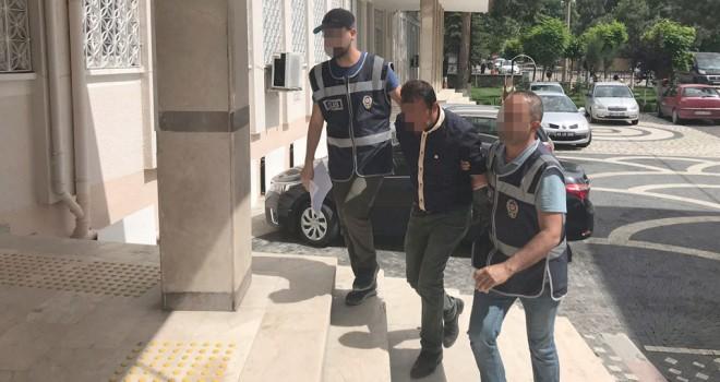 Akşehir'de bıçaklayaralama iddiası