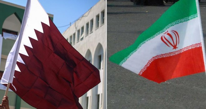 Katar ve İran'dan ABD vetosuna tepki