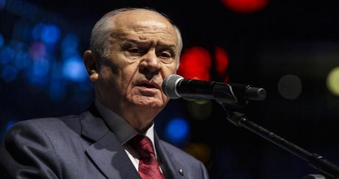 MHP Genel Başkanı Bahçeli'den 'Alattin Çakıcı' açıklaması