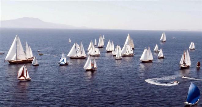 Turizm cenneti Bodrum'a 'yelken'li tanıtım