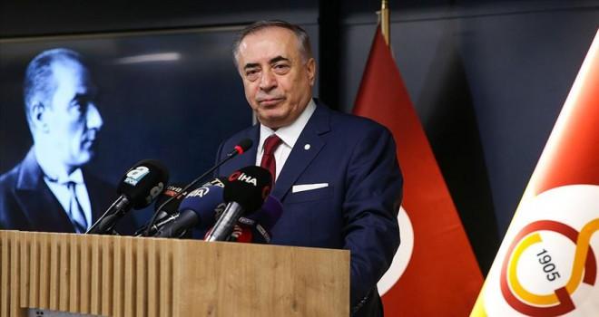 Galatasaray Başkanı Cengiz'den Falcao açıklaması
