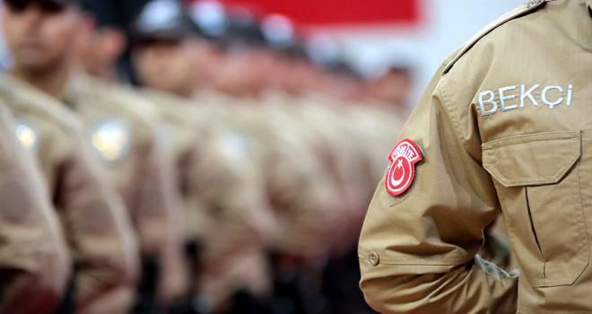 Bakanlıktan 'bekçilerin trafik cezası uyguladığı' iddiasına yanıt