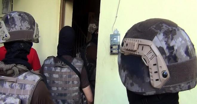 6 ilde eş zamanlı PKK/KCK operasyonu