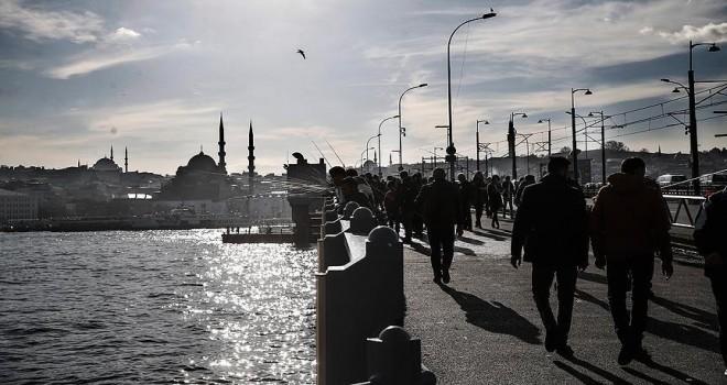 Marmara Bölgesi'nde sıcaklık yükseliyor