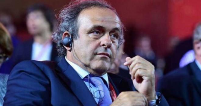 Eski Uefa başkanı tutuklandı