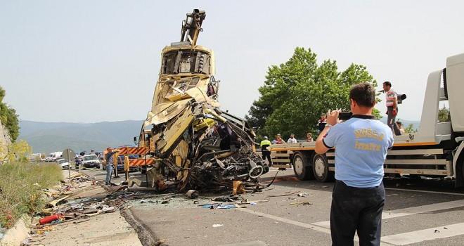 Muğla'da 24 kişinin hayatını kaybettiği kazada araç sahibine 15 yıl hapis istemi