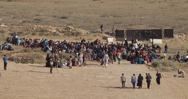 Ürdün, Suriyeli sığınmacılara iki sınır kapısını daha açıyor