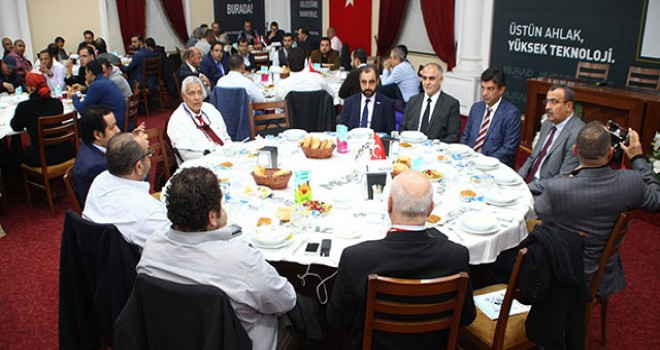 Türk-Mısır İş Forumu yapıldı