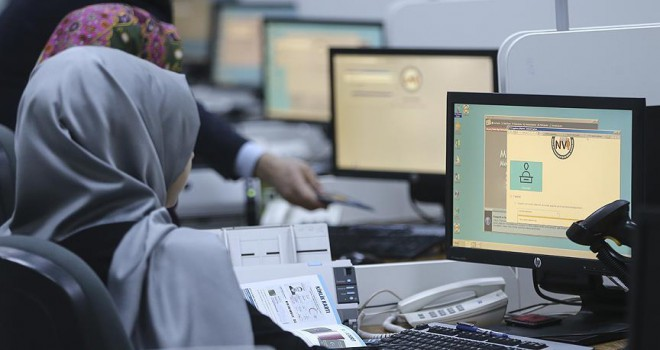 64 bin 348 kişi adres beyanında bulundu