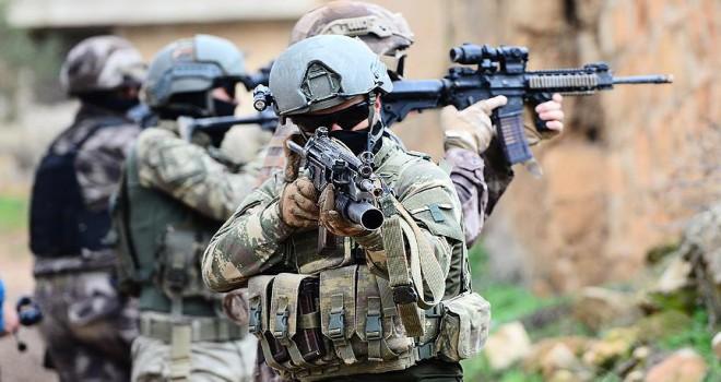 25 terörist etkisiz hale getirildi