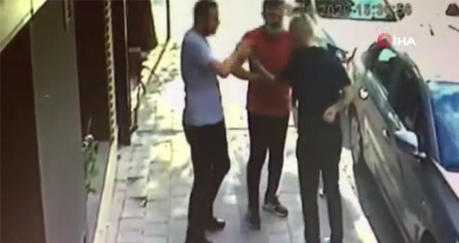 Sancaktepe'de silahlı ve bıçaklı kavga
