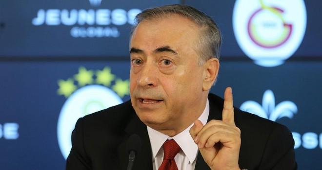 Galatasaray Kulübü Başkanı Cengiz: Biz Galatasarayız ve asla pes etmeyiz