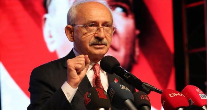 Kılıçdaroğlu Kocaeli'de toplu açılış törenine katıldı