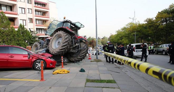 'Traktör' alarmı