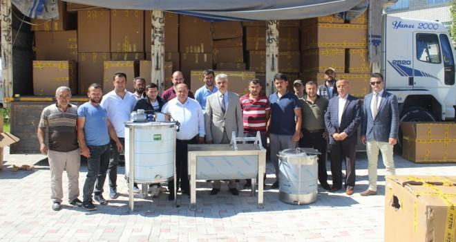 Bozkır 'balı'naKOP desteği
