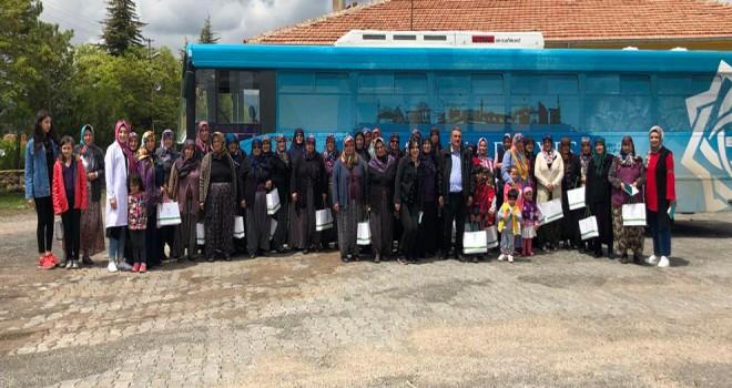 Meram'dan sosyal destek hizmeti