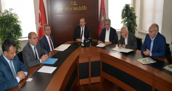 Bölge Kan Merkeziprotokolü imzalandı