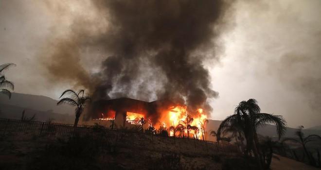 Yangında ölenlerin sayısı 56'ya yükseldi
