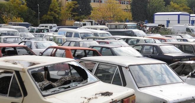 2 bin 680 hurda araçtan ekonomiye 16 milyon liralık katkı