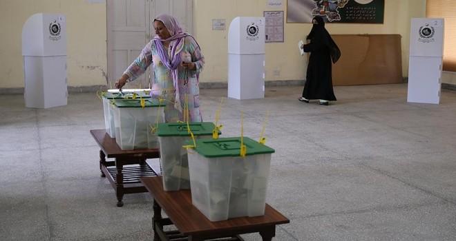 Pakistan'da seçimin kesin olmayan sonuçları açıklandı