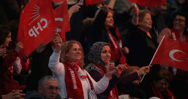 CHP'li kadınlardan çocuk istismarına ortak ses