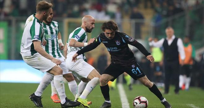 Trabzonspor'un gençleri golleriyle de katkı sağladı