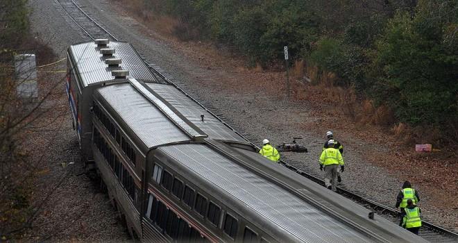 ABD'de tren kazası: 2 ölü