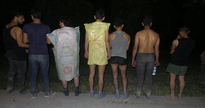 Yunanistan'dan bazı kaçakların 'geri itildiği' iddiası