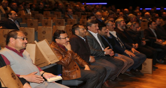 Başkan Altay din görevlilerini dinledi