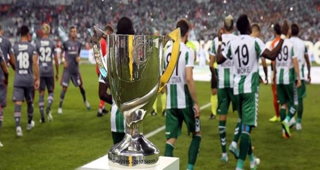 Konya'da oynanacak Süper Kupa'nın tarihi açıklandı!