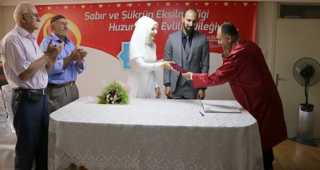 Beyşehir'de 2018'de 494 çift dünyaevine girdi