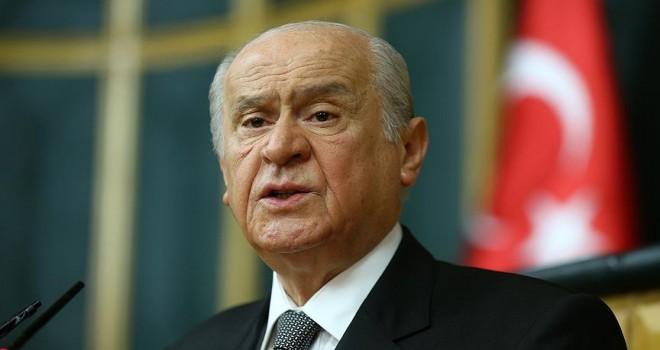 Bahçeli: MHP, AK Parti ile yan yana mücadelesini sürdürecektir