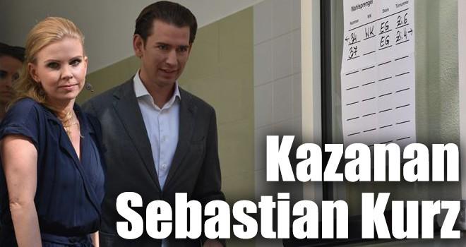 Kazanan Sebastian Kurz